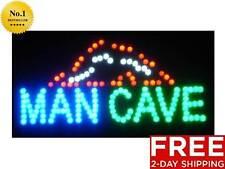 New Neon Light Led Sign 19 x 10 Man Cave Home Decor Bar Basement Game room