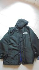 New Toronto Maple Leafs Embroidered Authentic Starter Jacket size Small hooded