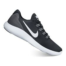 NEW Nike LunarConverge Women Running Shoes size 8.5 in Black White