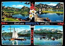 Hopfen am See , Ansichtskarte