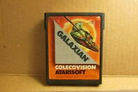 Galaxian by Atari for ColecoVision 1983  FREE SHIPPING