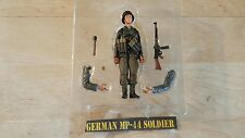 ULTIMATE SOLDIER WWII GERMAN MP-44 Soldier 1:18 100% COMPLETE 2nd sculpt WW2