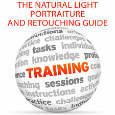 NATURAL LIGHT PORTRAITURE & RETOUCHING GUIDE - Video Workshop Tutorial DVD HD