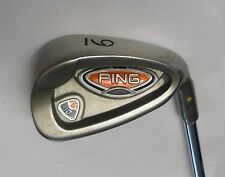 Ping i10 Gold Dot 9 Iron Project X 6.0 Rifle Steel Shaft