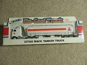 ERTL Diecast Citgo Mack Tanker Truck MIB See My Store