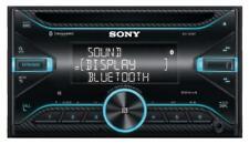 Sony WX-920BT Doppel-DIN CD/MP3-Autoradio Bluetooth USB AUX-IN iPod