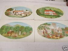Montserrat lithographs 1880 Lime Plantation Caribbean STURGE