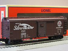 LIONEL SEABOARD ROUND ROOF BOXCAR 19297 O GAUGE box car  train 6-25973 NEW