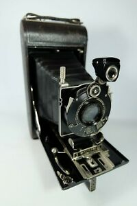 Old Vintage KODAK SERIES III Folding Camera. Canadian Kodak