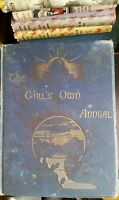 THE GIRLS OWN ANNUAL ILLUSTRATED  1885 / 1886  .832 BRILLIANT PAGES + extra