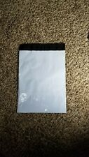 New! White polymailers self envelope platic bags 50ct. size 10x13