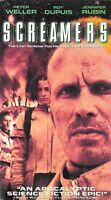 Screamers  (VHS) Peter Weller - Action Sci-Fi