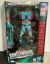 Hasbro Transformers Doubledealer Earthrise: War for Cybertron