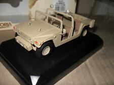 + embalaje original Victoria 1:43 r039 + #d1/_311 + langosta US Army Ambulance Desert Storm