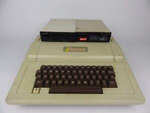 "RARE Apple II ""Banana"" Clone - Z80 Card - Dual Floppy Disk Card - HP Card - RAM"