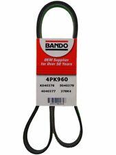 Serpentine Belt-Base Bando 4PK960