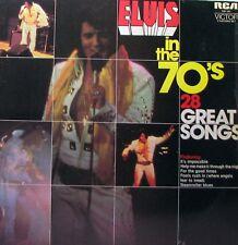 ELVIS PRESLEY In The 70's LP - 28 Great Songs