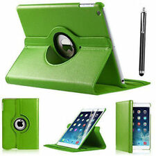 "iPad 360 Rotating Stand Case Cover for 2017 iPad 5th Generation 9.7""- Model Green"
