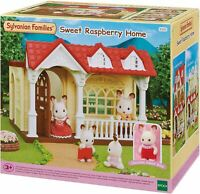 SYLVANIAN FAMILIES SWEET RASPBERRY HOME KIDS TOY (5393)