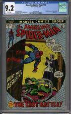 Amazing Spider-Man #115 CGC 9.2 (W)