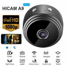 Mini Camera Wireless Wifi IP Home Security HD 1080P DVR Night Vision Remote Spy