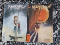 Moonshadow #1-2 **TWO ISSUE LOT** (DC Vertigo 1994) High Grade
