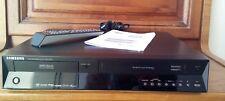 samsung dvd vr355 DVD E VCR RECORDER COMBO HDMI  VHS TO DVD