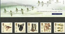 Royal Mail Birds Great Britain Stamp Presentation Packs