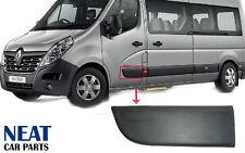 Renault Master 3 Opel Movano Seite Umrandungen Leiste VA links LWB / links