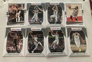 Lot #2 San Antonio Spurs NBA Panini Hoops : Derrick White, LW4, Patty Mills,...