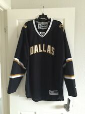 $120 NEW NWT DALLAS STARS NHL NATIONAL HOCKEY LEAGUE JERSEY XXL 2XL REEBOK BLACK