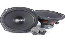 Focal ISU690    6 x 9' Oval 15x23cm 2-Wege Lautsprecher System Boxen Paar Set