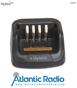 Hytera CH10A07 MCU Rapid Rate Charger for charging both Li-ion & NI-MH batteries