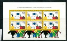 Bund 1990 Düsseldorf-Block Block 21 postfrisch Michel EUR 20