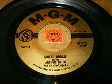 ARTHUR SMITH - GUITAR BOOGIE - MANDOLIN BOOGIE  - LISTEN - ROCK N ROLL