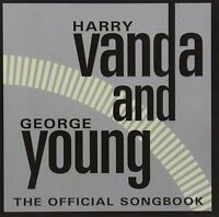 VANDA AND YOUNG - OFFICIAL SONGBOOK CD ~ FLASH AND THE PAN~STEVIE WRIGHT + *NEW*