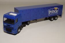 1:50 LION CAR DAF 95XF 95 XF TRUCK WITH TRAILER PRINCE EXCELLENT CONDITION