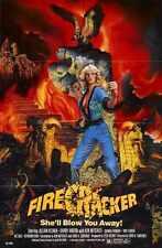 Firecracker Poster 01 A4 10x8 Photo Print