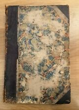 HOUSEHOLD WORDS  by CHARLES DICKENS - BRADBURY AND EVAN - H/B - 1859 - £3.25