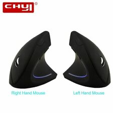 Ergonomic Vertical Mouse Wireless Right Left Hand Computer Gaming Mice PC