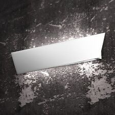 Applique moderno bianco con vetro satinato a 6 luci tpl 1116/AG