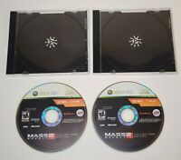 Mass Effect 2 -- Collector's Edition (Microsoft Xbox 360, 2010) DISCS ONLY