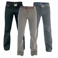 """Mens Quality Duke D555 Bedford Cord Jeans 30"""" to 40"""" Waist"""