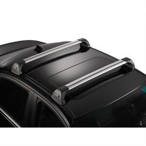 Barre Portapacchi per BMW Serie 2 F46 Gran Tourer 15-17 profili integrati Alu