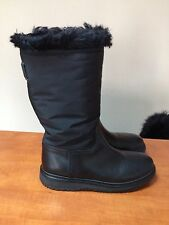 AUTHENTIC!!! $950 PRADA women's fur boots EU 40 (US 10)