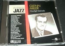 GLENN MILLER MOONLIGHT SERENADE  CD LES GENIES DU JAZZ ///