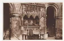 London, St. Batholomew The Great, The Founders Tomb Judges L503 Postcard, A928