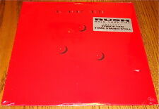 RUSH HOLD YOUR FIRE ORIGINAL LP STILL SEALED with sticker on shrink! 1987