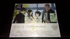 The Anthem of the Heart Limited Edition Blu-Ray English Sub