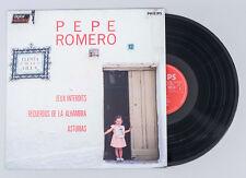 PEPE ROMEO JEUX INTERDITS ASTURIAS PHILIPS 28PC-84 Vinyl LP Analog Record JAPAN